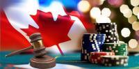 drapeau canadien jetons marteau